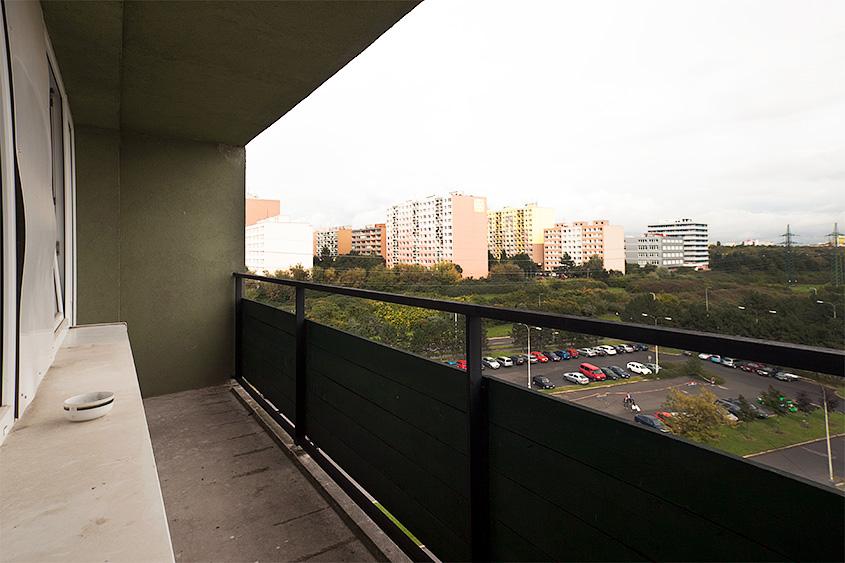 Общежитие Сазава (ВШХТ) / Kolej Sazava (VŠCHT)